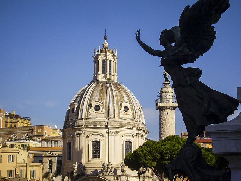 De St. Pieter in Vaticaanstad behoort tot een van de populaire stedentrips