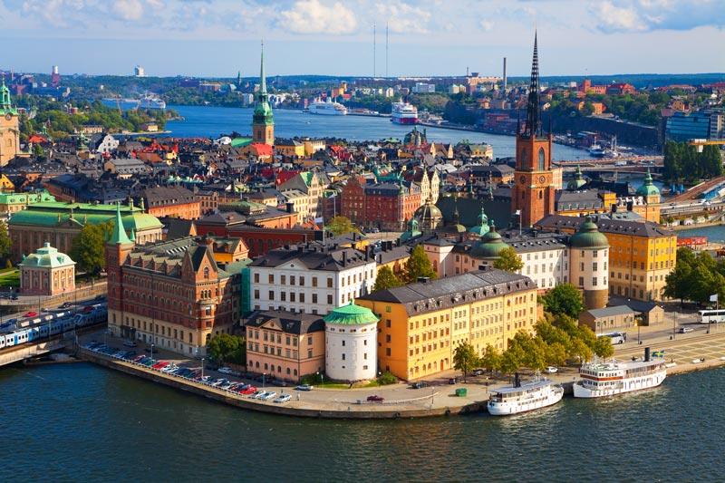Ontdek het prachtige Stockholm