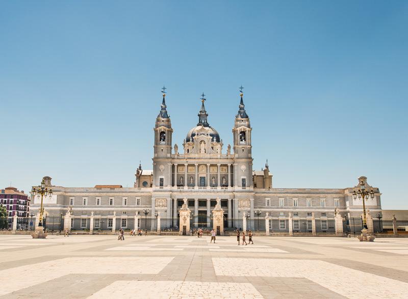 Top 6 bezienswaardigheden Madrid
