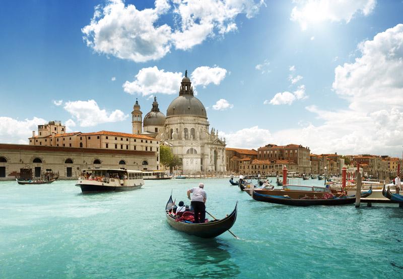 24 uur in Venetië