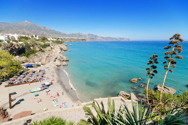 Overwinteren in Spanje aan het strand van de Costa del Sol
