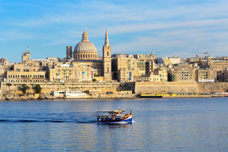 Ontdek de hoofdstad van Malta: Valletta