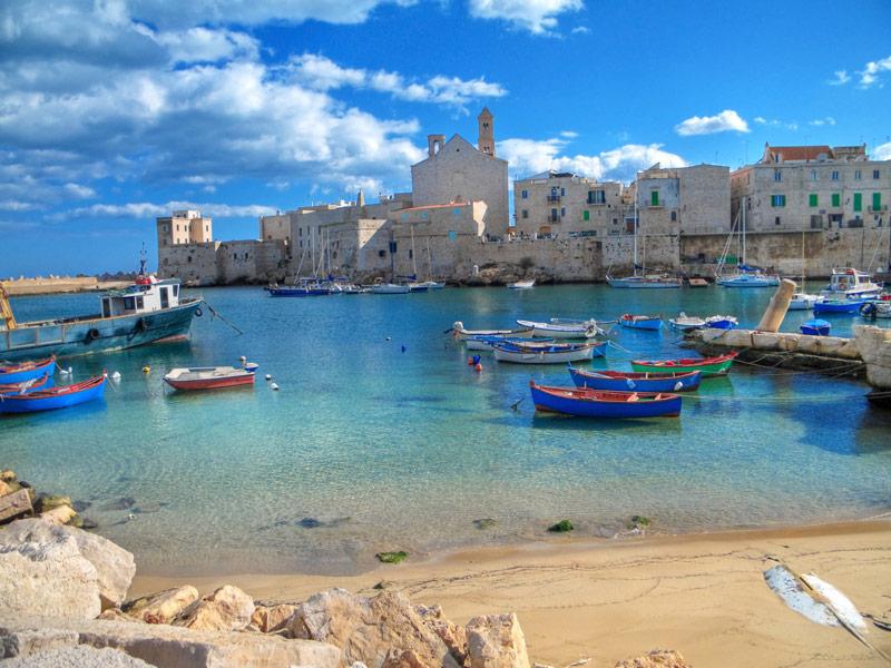 De ultieme route voor een rondreis Puglia