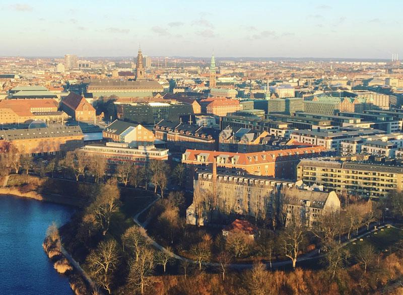 De stad Kopenhagen behoort tot een van de stedentrips in de winter