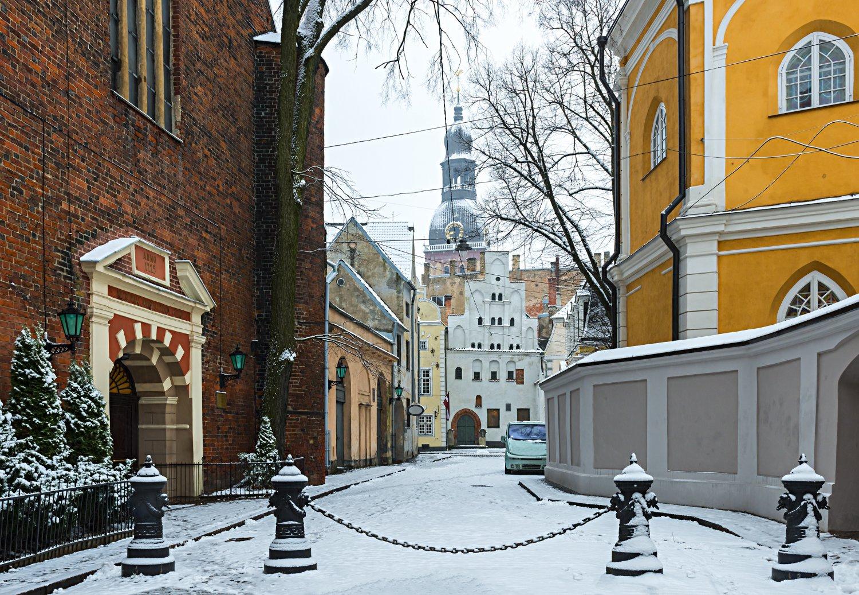 6x doen tijdens een stedentrip Riga