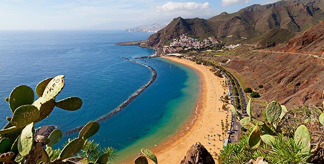 Top 5 Tenerife bezienswaardigheden