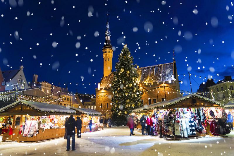 Top 15 mooiste kerstmarkten 2020