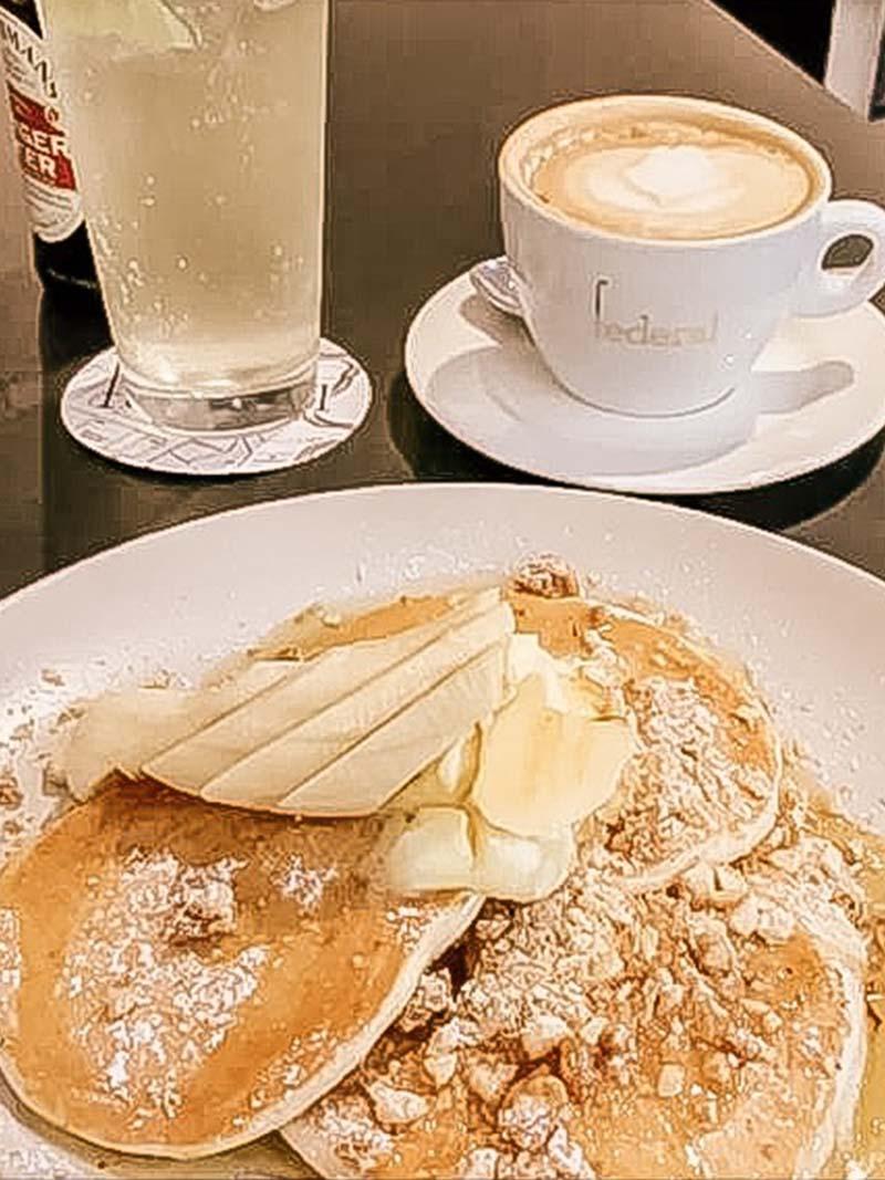 Snacks in Federal Cafe in Valencia hoort bij Bebsy in Spanje de Valencia tips