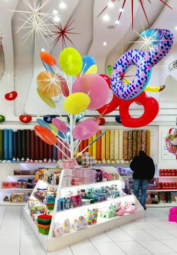 De snoepwinkel SUGAR hoort bij een van de 5 verborgen hotspots Budapest