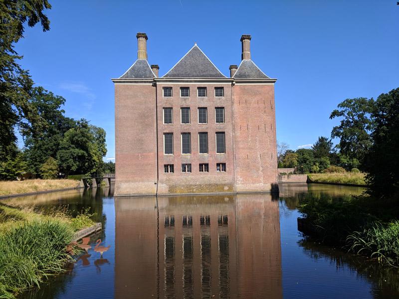 Top 5 kastelen van Nederland