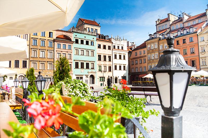 De mooiste steden in Polen