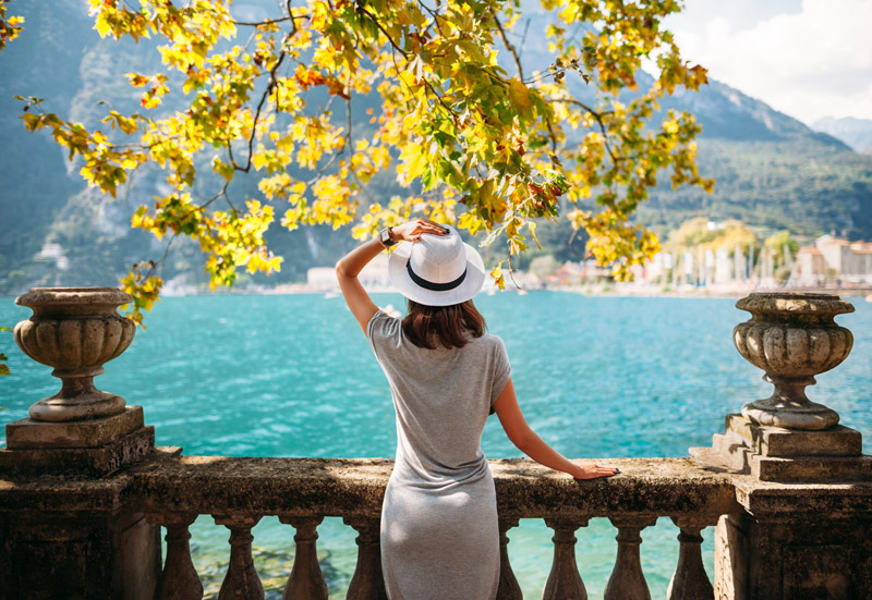 Het Gardameer ligt op slechts 15 minuten van Verona en is een perfecte stop tussen alle bezienswaardigheden Verona door