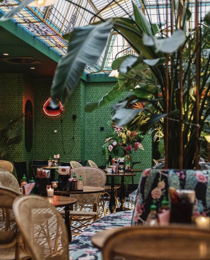 Gerecht van The Street Food Club in Utrecht een van de beste restaurants Nederland