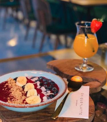 Gerecht van Chiqueolatte in Utrecht een van de beste restaurants Nederland