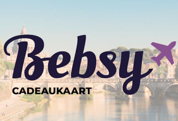 Geef een reiscadeau met een Bebsy Cadeaukaart tijdens Valentijnsdag 2021