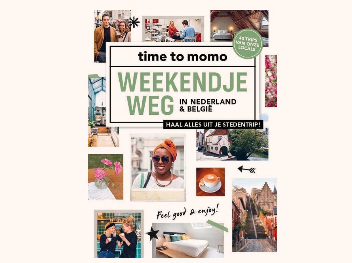 Met een reisgids van Time to Momo wordt Valentijnsdag 2021 er een om nooit te vergeten!