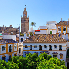 Stedentrip Sevilla