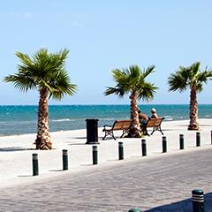 Vakantie Larnaca - Cyprus