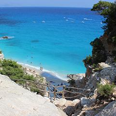 Fly drive Sardinië