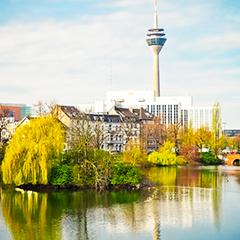 Stedentrip Düsseldorf