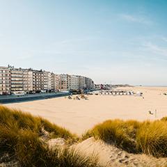 Vakantie Belgische kust