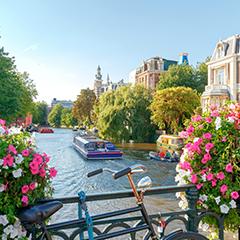 Stedentrip Amsterdam