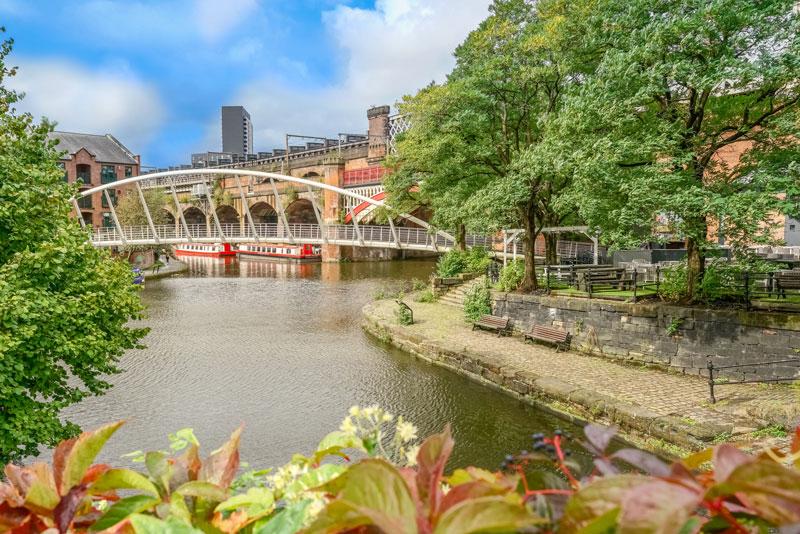 De leukste wijken van Manchester
