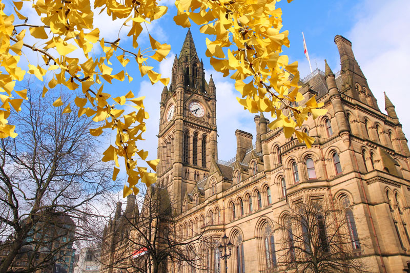 Stedentrip Manchester