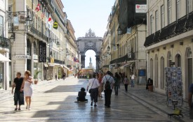 Winkelen in Lissabon