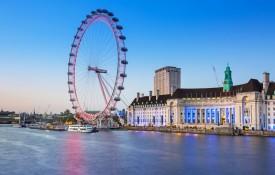 De Londen Eye