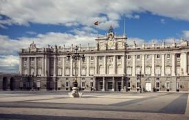 Het Koninklijke Paleis Palacio Real