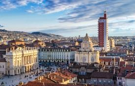 Het centrale plein Piazza Castello