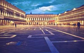 Het San Marco plein