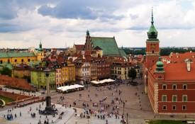 De oude stad 'Stare Miasto'