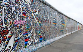 De Berlijnse muur