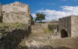 Het kasteel Angelokastro