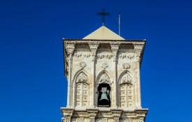De kerk van St. Lazarus