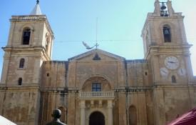 De hoofdstad Valletta