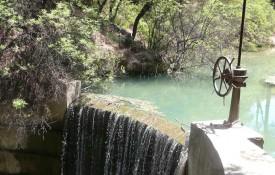 Het natuurgebied Epta Piges
