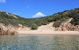 De stranden van Sardinië