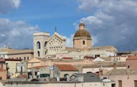 De hoofdstad Cagliari