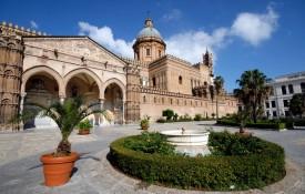 De hoofdstad Palermo