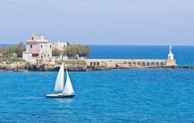 Het stadje Otranto