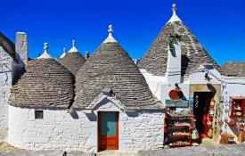 Het pittoreske dorp Alberobello