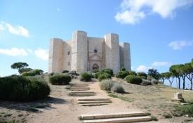 Het kasteel Castel del Monte