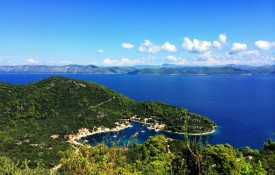 De stranden van Dalmatië