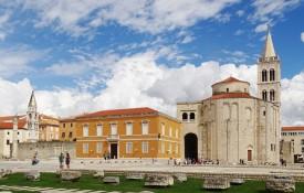De stad Zadar