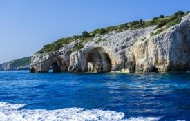 De Blauwe Grotten