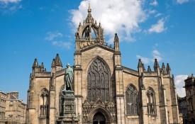 De St. Giles Kathedraal