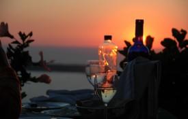 De wijnen van Santorini